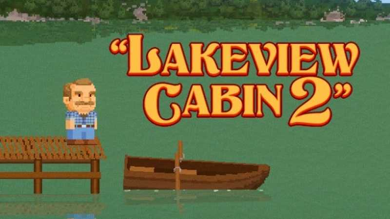 Lakeview Cabin 2