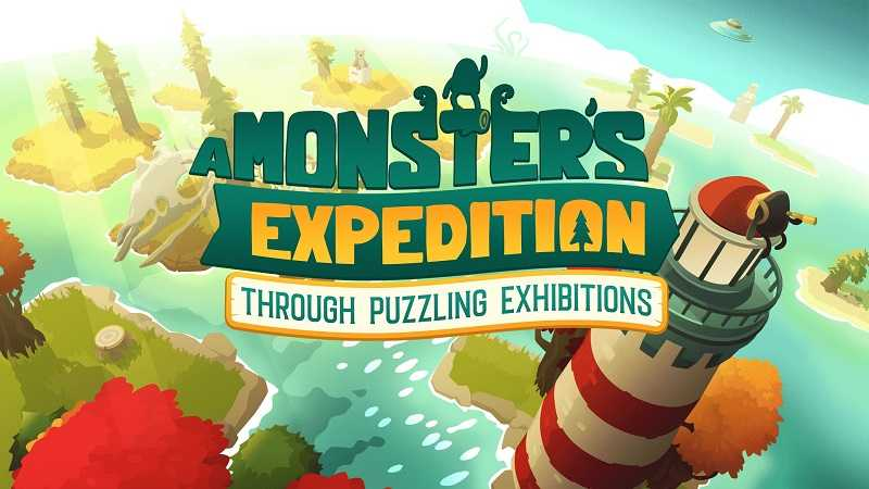A Monster's Expedition